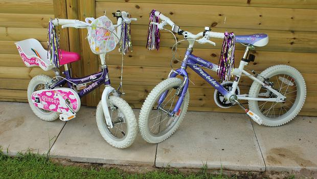 Small Girls Bikes